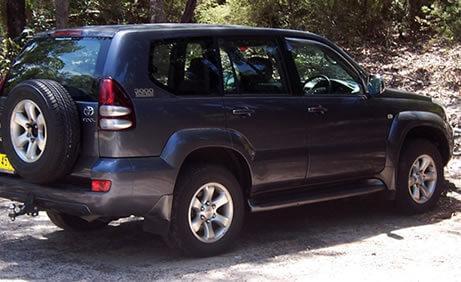 Rwanda Self Drive Car rentals