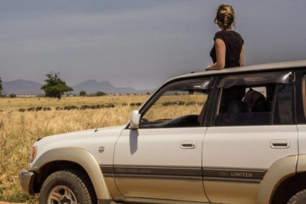 Chauffeur hire in Uganda