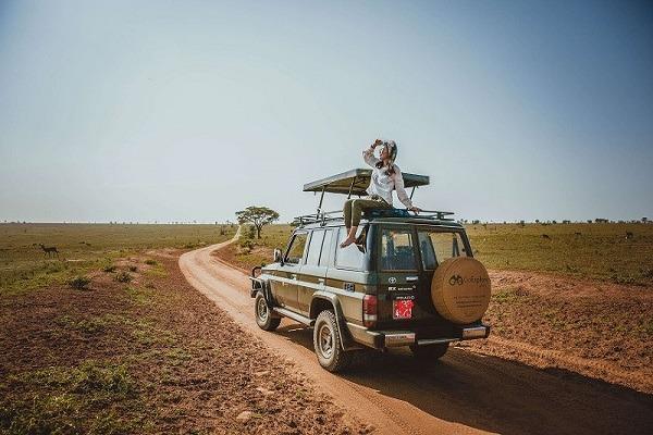 land cruiser models for Rwanda self drive