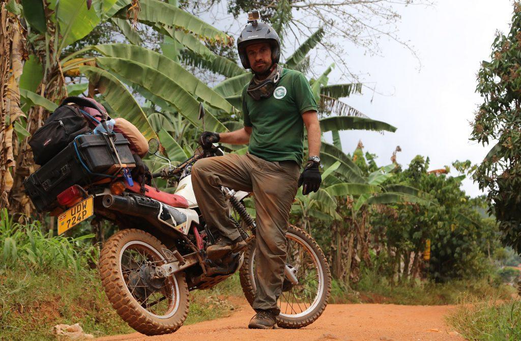Rwanda Motorbike tour